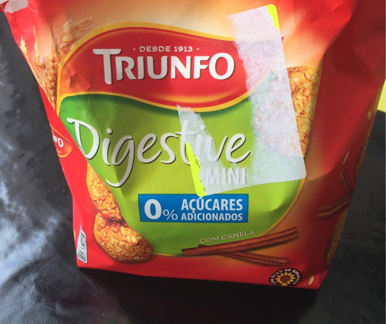 Digestive mini - Producto - fr