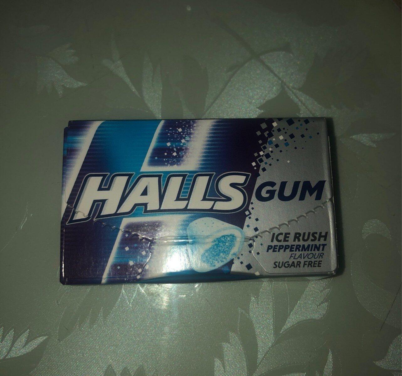 Chewing gum - Продукт - fr