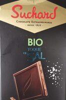 Suchard bio toque de sal - Product - es