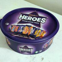 Heroes - Product - en