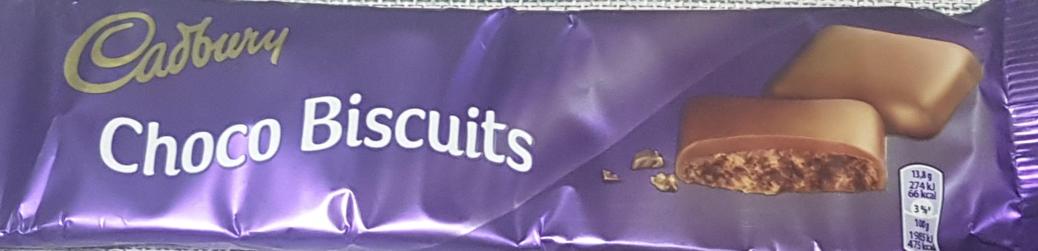 Galletas Cubiertas Con Chocolate Con Leche (52%). - Producte