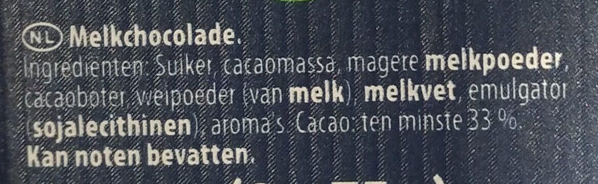 Geef - Ingredients - nl