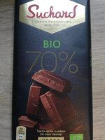 Chocolat noir bio 70% - Producte