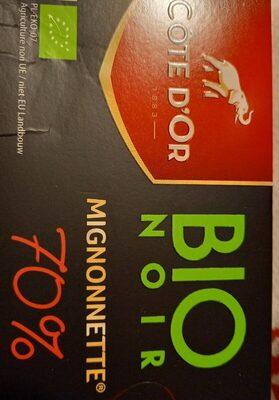 Bio noir mignonette - Produit