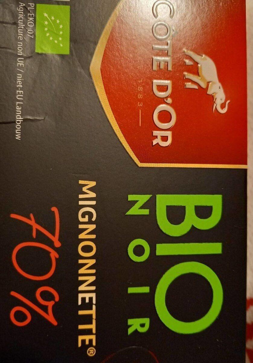 Bio noir mignonette - Produit - fr