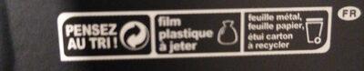 Bio noir mignonette - Instruction de recyclage et/ou informations d'emballage - fr