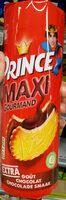 Prince Maxi Gourmand Extra Goût Chocolat - Prodotto - fr