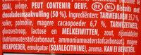 Prince Maxi Gourmand - Ingrediënten - nl