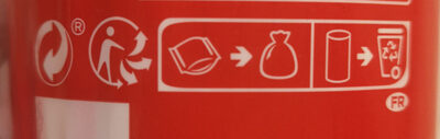 Prince Maxi Gourmand Extra Goût Chocolat - Istruzioni per il riciclaggio e/o informazioni sull'imballaggio - fr