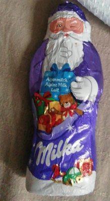 Milka Alpenmilch Weihnachtsmann - Ingrédients - fr