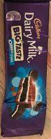Cadbury Dairy Milk Big Taste Oreo Chocolate Bar - Product
