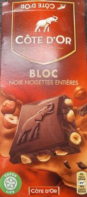 Noir noisettes entières - Product