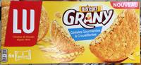 Biscuit Grany Céréales gourmandes & Croustillantes - Product - fr
