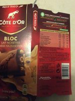 Bloc Lait Noisettes Entières 180G - Product