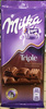 Triple goût chocolat - Produit
