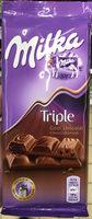 Triple goût chocolat - Product - nl