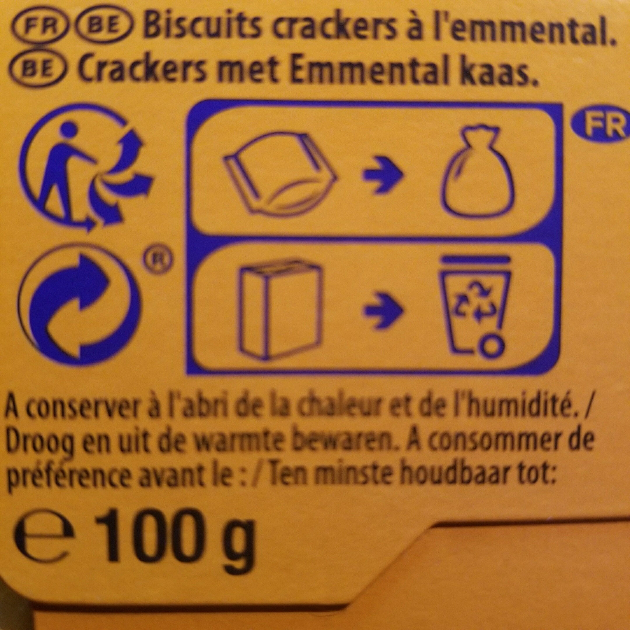 Monaco - Instruction de recyclage et/ou informations d'emballage - fr