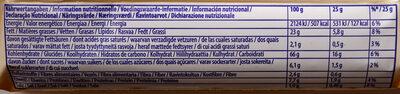TUC Sweet Chili Flavour - Informations nutritionnelles - de