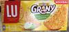 Biscuit Grany Céréales Gourmandes & Pomme - Product