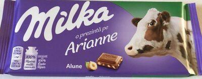 Milka arianna - Product - fr