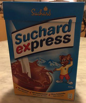 Suchard Express - Prodotto - fr
