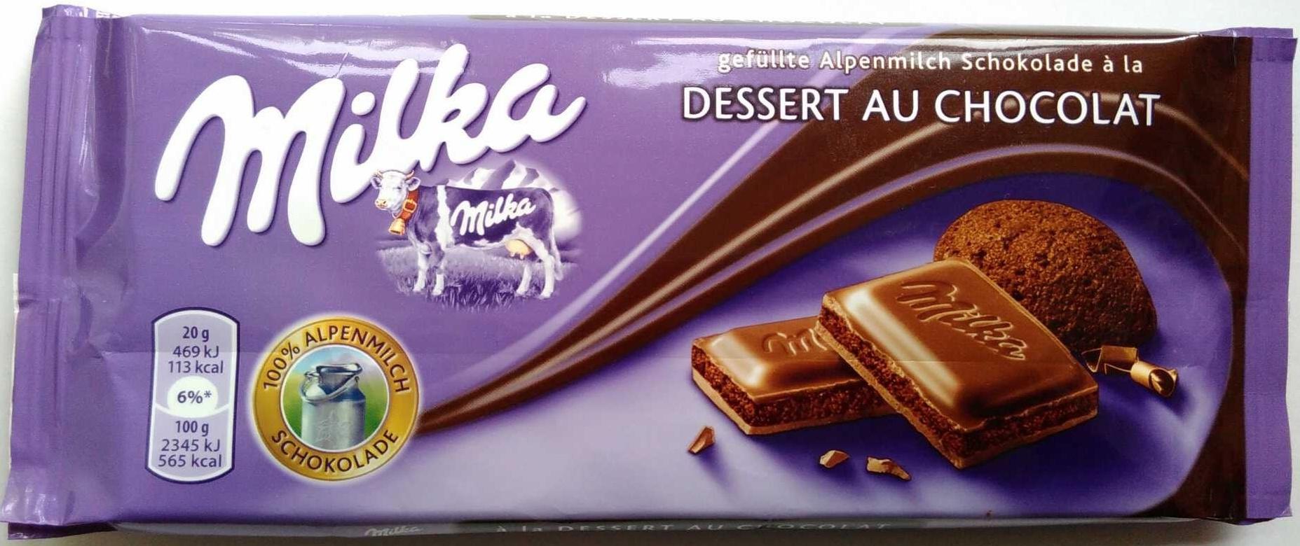 Dessert au Chocolat - نتاج - de
