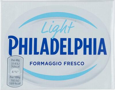 Philadelphia ligth - Prodotto - it
