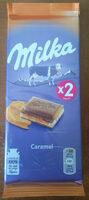 Milka Caramel - Product