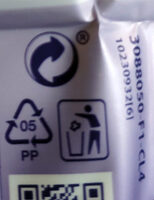 Milka caramelo - Recycling instructions and/or packaging information - en