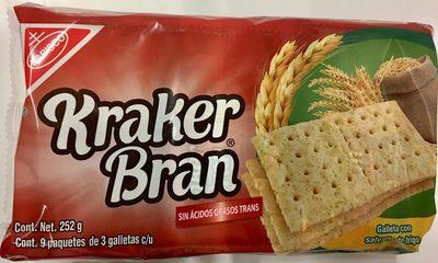 Kraker bran - Product - es