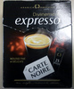 Divinement expresso - Product