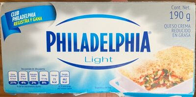 Philadelphia light - Produit - es