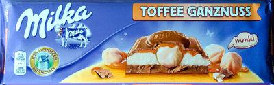 Chocolat au Lait Caramel Et Noisettes Entières - Produkt