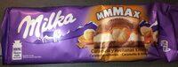MMMAX chocolate con leche, caramelo y avellanas enteras - Produit - fr