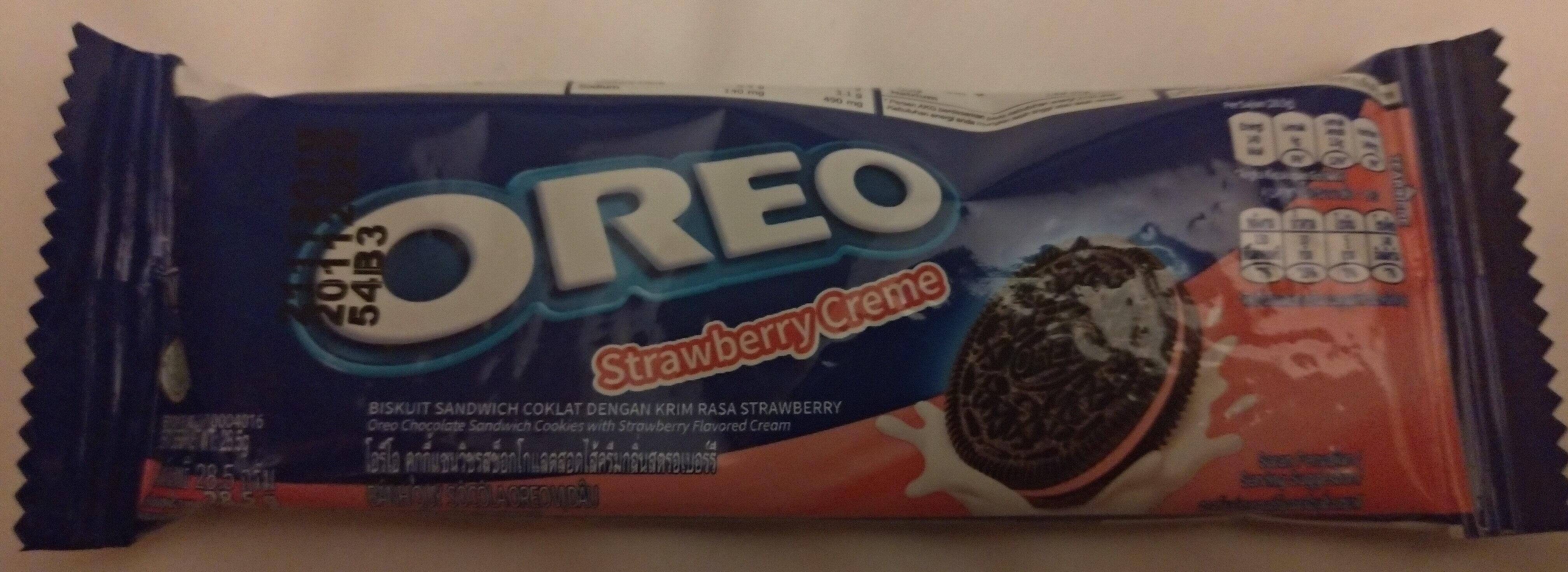 Oreo fraise - Product - fr