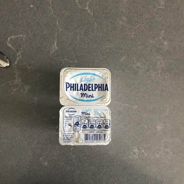 Light Soft White Cheese Mini Tubs 4 Pack - Prodotto - en