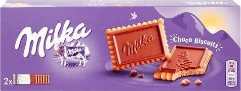 Choco Biscuits - Product - fr