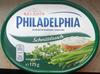 Philadelphia Schnittlauch - Product