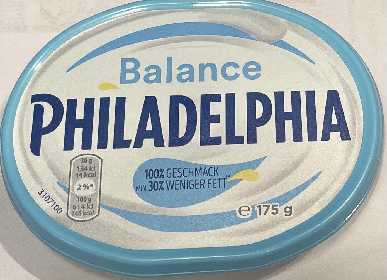 Philadelphia Balance - Produit - de