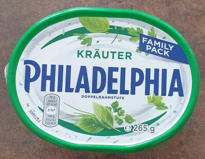 Philadelphia Kräuter - Producto - de