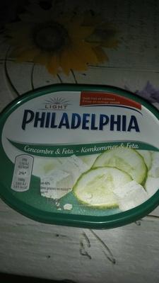 Concombre et feta - Product