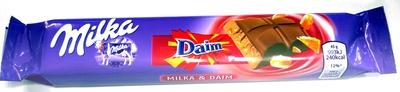 Milka & Daim - Product - fr