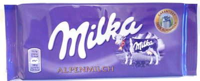Milka Alpine Milk - Product