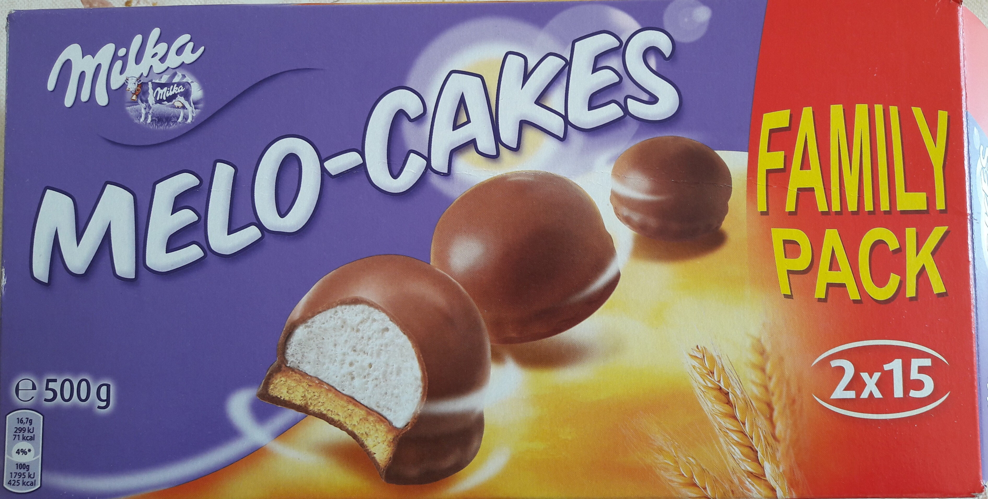 Melo Cakes - Product - nl