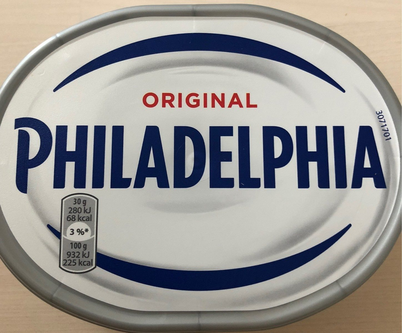 Original Philadelphia - Spécialité fromagère pasteurisée - Producto - fr