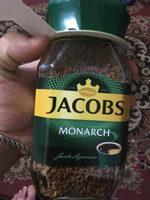 Jacobs Monarch Intense - Пищевая и энергетическая ценность