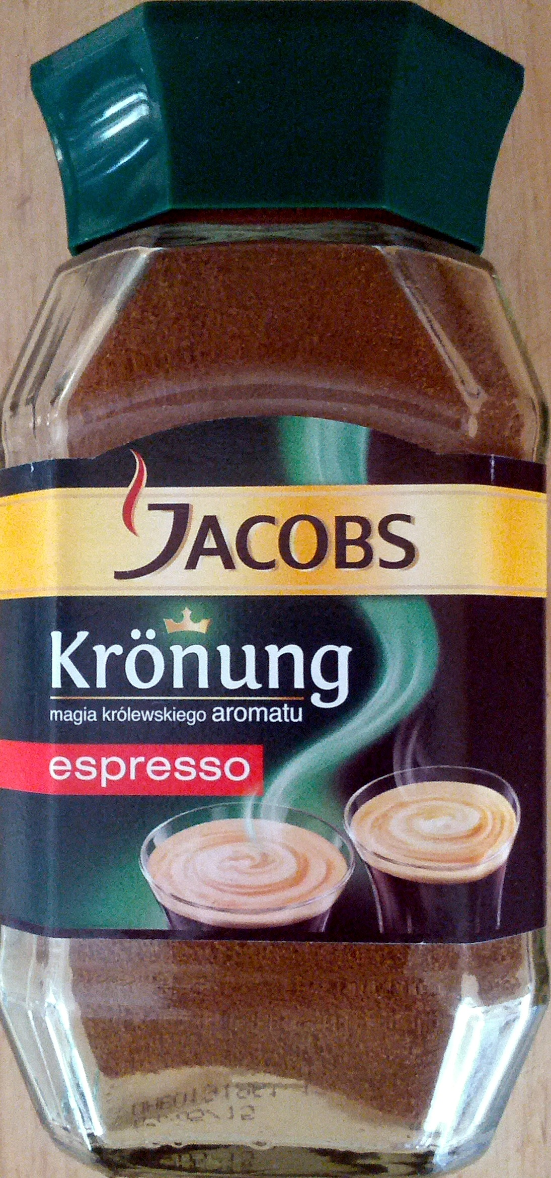 Jacobs Krönung Espresso - Produkt - pl