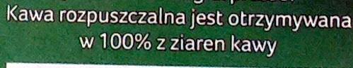 Jacobs Krönung Espresso - Składniki - pl