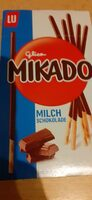 Glico Mikado Milch Schokolade - Product - de
