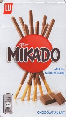 Mikado Chocolat au lait - Produit - fr